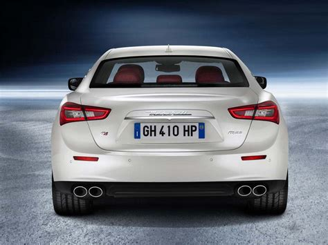 white maserati rear 2014 maserati ghibli cars wallpapers hd