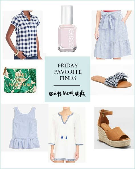 Friday Fashion Fav The It Lists Fashion Finds by Friday Favorite Finds Style 11 Magnolia