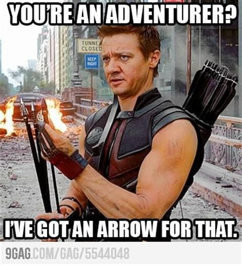 Hawkeye Meme - 1000 images about memes on pinterest funny avengers