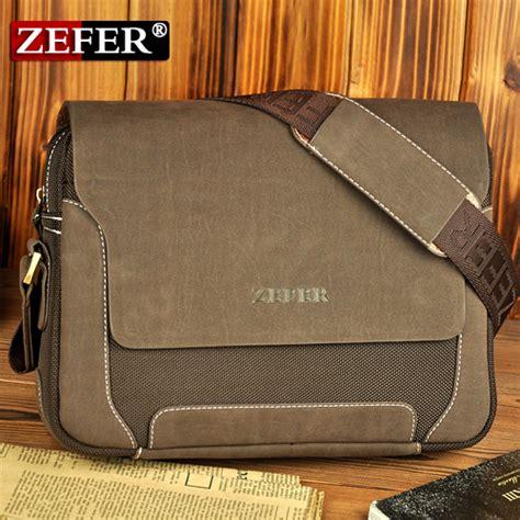 New Bag Fashion Mens Tas Punggung Tas Laptop Coklat Lzd aliexpress buy new collection zefer fashion canvas bag casual shoulder bags