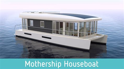 solar powered boat for sale mothership marine