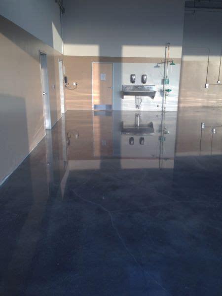 pavimento in cemento lucido pavimento in cemento levigato pannelli termoisolanti