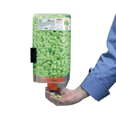 Dispenser Earplug mri non magnetic plugstation earplug dispenser