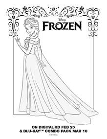 coloring pages elsa free coloring pages of elsa