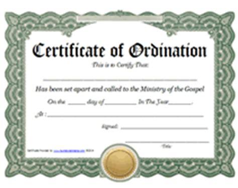 Free Printable Religious Certificates