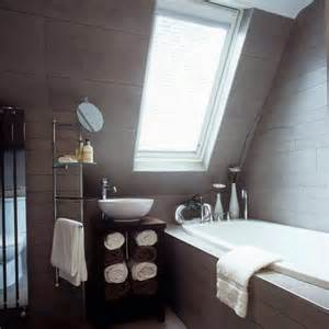Small Attic Bathroom Ideas by Sanctuary Attic Bathroom Attic Bathrooms Housetohome Co Uk