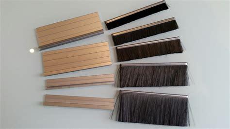 garage door brush seal 3 0m brush and garage door seals 4mm