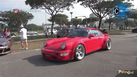 porsche singapore the only rwb porsche in singapore
