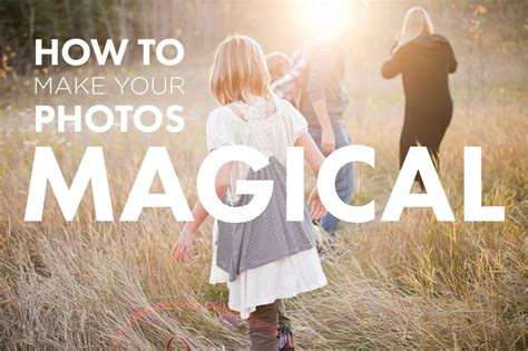 Your Photo magical light how to shoot during golden hour