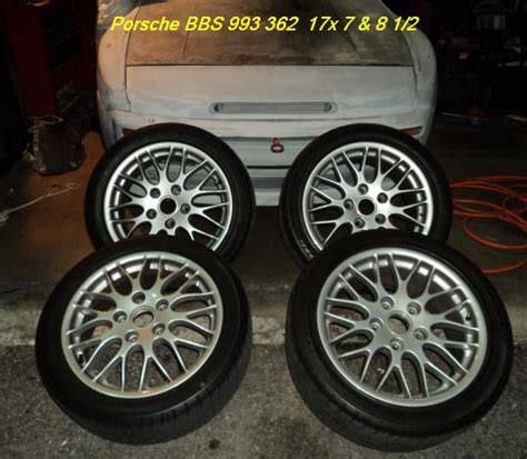 porsche 993 wheels for sale oem 17 bbs wheels for sale 968 993 944 turbo rennlist