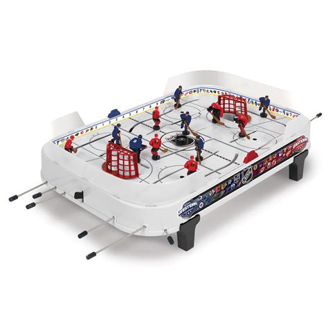 table top hockey nhl table top rod hockey