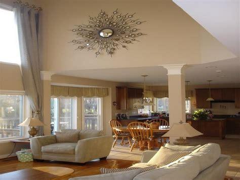 wall decorating ideas  living rooms  wonderful sun