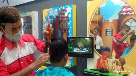 desain lu anak cukur habis peluang usaha salon anak