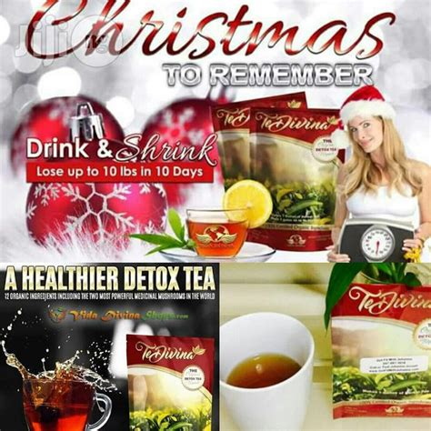 Te Divina Detox Owners by Detox Tea Te Divina For Sale In Kubwa Buy Vitamins
