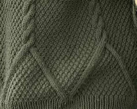 knit into stitch v into a cable knit stitch chart knitting
