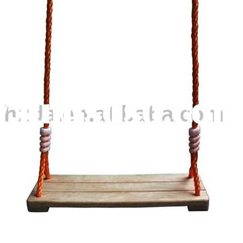 board swing wooden swing seat for sale price china manufacturer