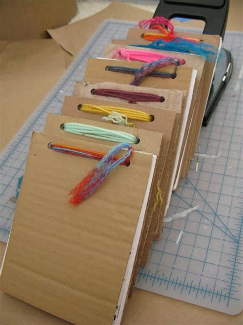 make in a day crafts for books correa how to make recycled notebook sketchbooks
