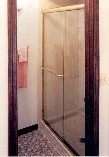creative shower doors creative bypass shower doors creative mirror shower