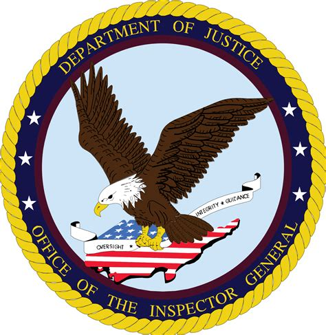 Department Of Justice Search United States Department Of Justice Office Of The Inspector General