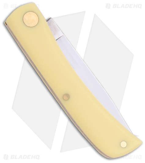 sodbuster jr sodbuster jr knife 3 625 quot yellow synthetic 3137 cv