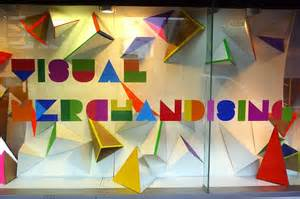 want to work in retail visual merchandising could be
