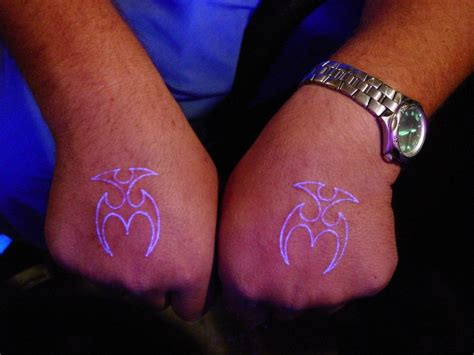 black light tattoo ink black light tattoos designs ideas and meaning tattoos
