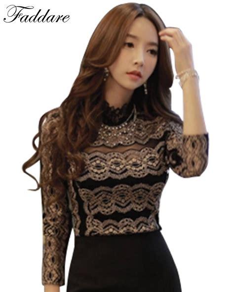 Gifts Princess Sleeve Blouse fashion s lace blouse sleeve basic shirts princess shirts for evening