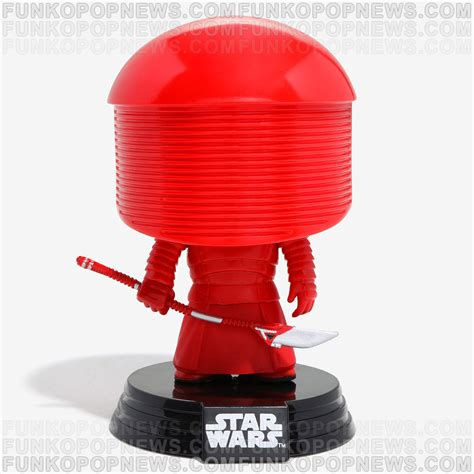 Praetorian Guards Funko Pop wars episode viii funko pops look fpn