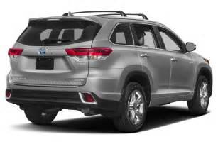 Highlander Toyota New 2017 Toyota Highlander Hybrid Price Photos Reviews