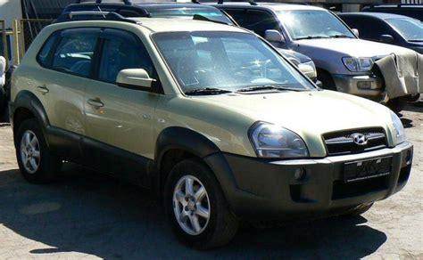 Hyundai Tucson 2006 by 2006 Hyundai Tucson Pictures