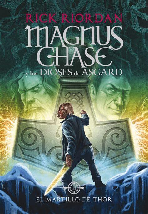 descargar el libro el martillo de thor magnus chase y los diose de asgard 2 gratis pdf epub