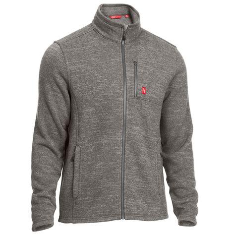 fleece zip jackets ems 174 s roundtrip trek zip fleece jacket eastern