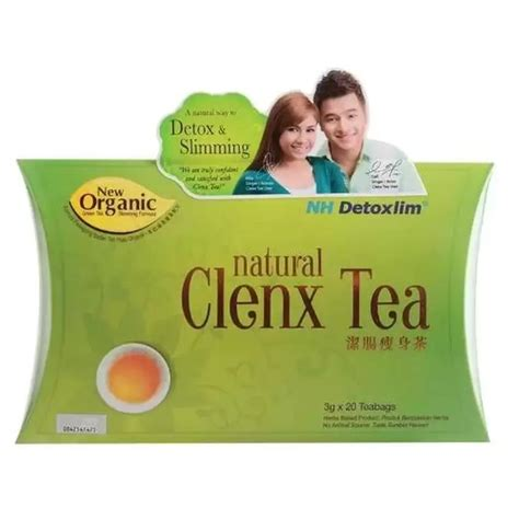 Teh Detox Clenx Tea by Nh Detoxlim Clenx Tea Deto End 12 29 2017 3 15 Pm