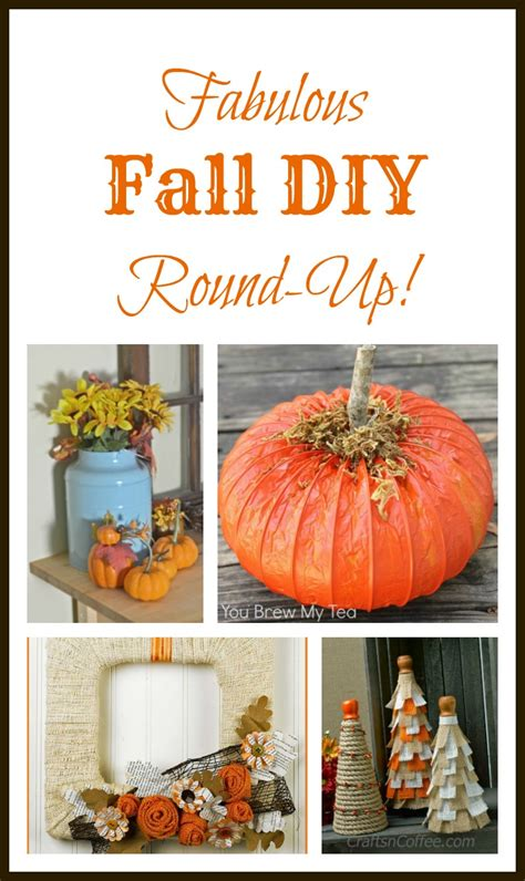 fabulous fall diy up that one