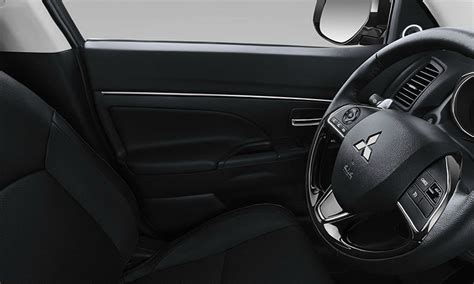2017 mitsubishi outlander sport interior 2017 mitsubishi outlander sport crossover suv