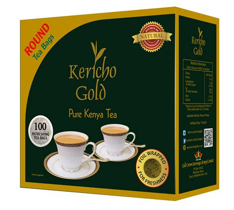 Kericho Gold Detox Tea by Speciality Teas Infusions Kericho Gold