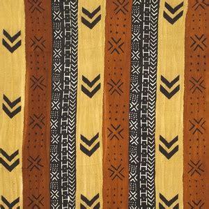 P O Selinam Batik mud cloth fabric painting textiles