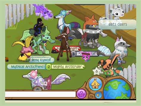 how to throw a sleepover on animal jam 5 steps with