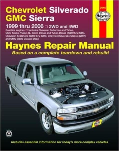 motor repair manual 1992 gmc 3500 free book repair manuals manual de reparaci 243 n camioneta chevrolet silverado 1999 2006
