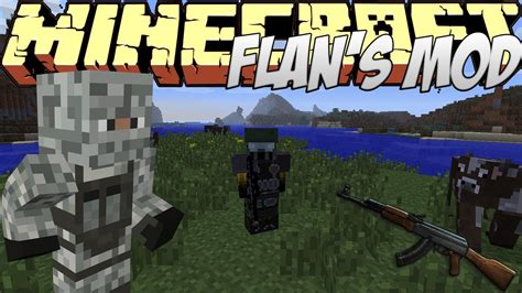 mods in minecraft for 1 8 minecraft mods showcase flan s mod 1 8 1 7 10 1 8