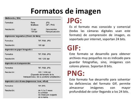 editor de imagenes formato jpg presentacion formatos digitales de imagen
