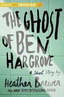 the ghost of ben hargrove by brewer