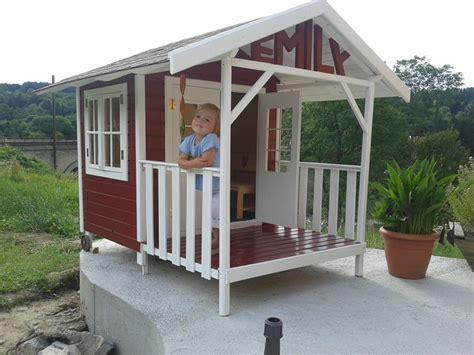 kinderhaus garten kinderhaus bauanleitung zum selber bauen heimwerker