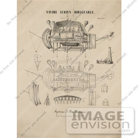 picture   airship design drawing   jvpd