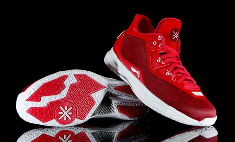 Li Ning Import 4 li ning way of wade 4 china shanghai sneaker bar detroit