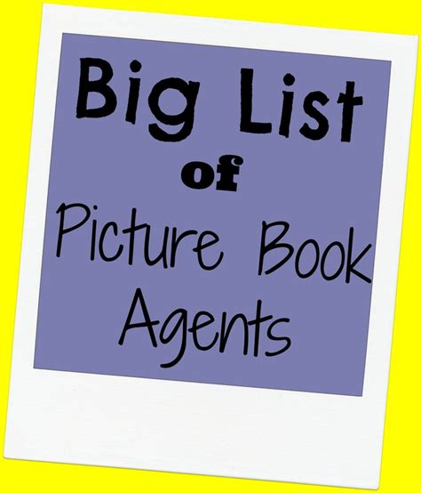 picture book agents literary mattson of andrea brown