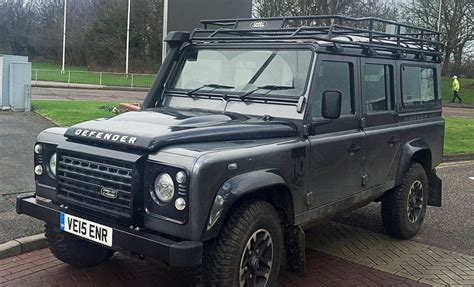 land rover truck 2016 defender is dead not to us it isn t our cars land rover