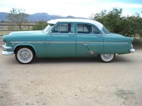 1954 ford custom line 4 door sedan 98123