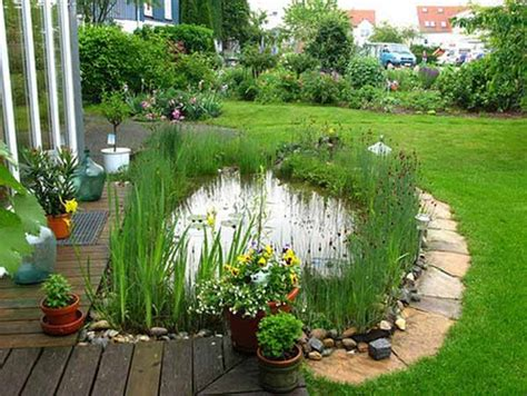 Garden Pond Ideas For Small Gardens 21 Garden Design Ideas Small Ponds Turning Your Backyard Landscaping Into Tranquil Retreats
