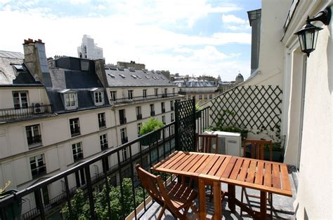 le appartment saint denis rivoli le marais paris apartments terrace 1